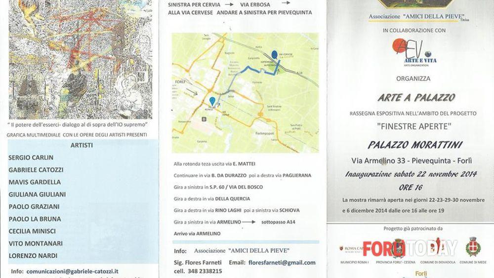 """finestre aperte ad """"arte a palazzo"""" morattini monsignani il 22 novembre 2014 alle ore 16 articolo di rosetta savelli -2"""