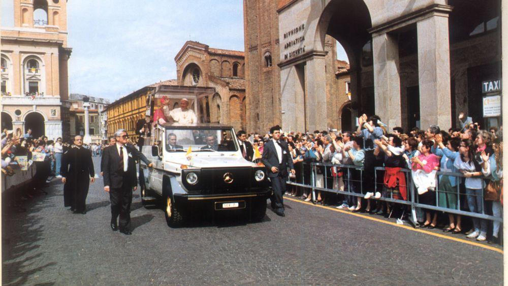 Il Papa a Forlì 8-2