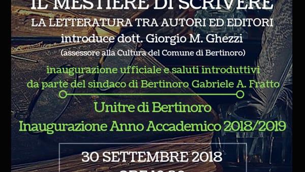 Il mestiere di scrivere: conferenza al Museo interreligioso con il prof Paolo Rambelli