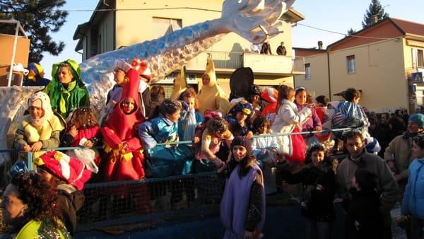 Festa, musica e magia con il Carnevale di San Martino in Strada
