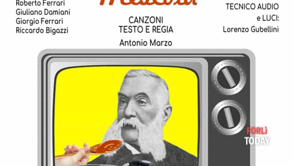 """""""Mescola mescola mescola"""" a Forlimpopoli"""