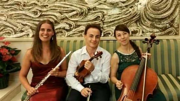 Musica tra le opere d'arte con il Trio Mélisande