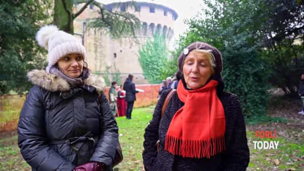 Progetto europeo per portare il turismo alla Rocca di Ravaldino, delegazioni straniere in visita a Forlì