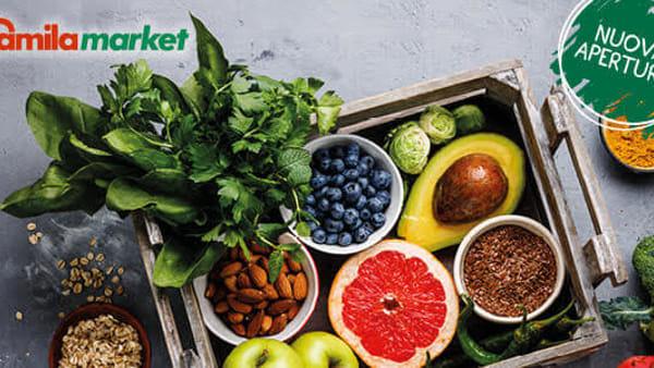 Nuovo supermercato in via Bentivoglio: è il Famila Market