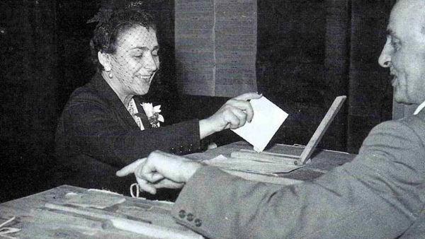 """""""Elettrici ed elette"""", una serata per celebrare i 70 anni del voto alle donne"""