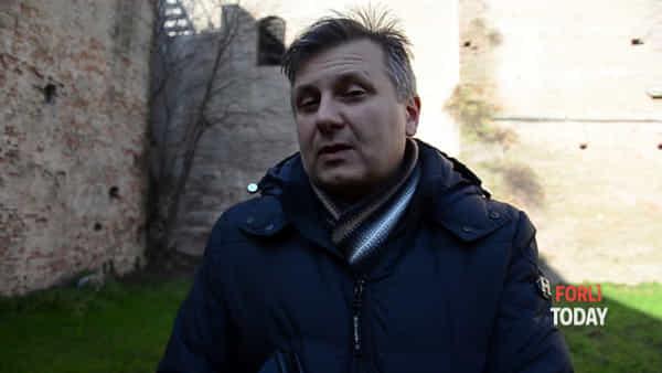 Sopralluogo nella Rocca di Caterina Sforza: i lavori necessari alla riapertura e quanto costano