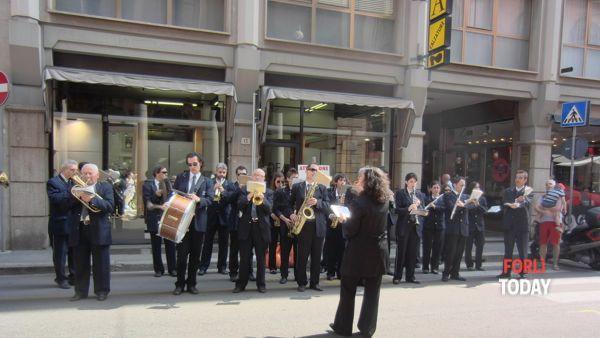 """""""Giornata della Memoria"""", in Comune il concerto della Banda Città di Forlì"""