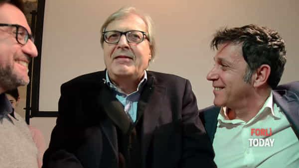 """Sgarbi a ruota libera su Sauro Moretti: """"Candidato da solo o con Zattini come assessore alla cultura"""""""