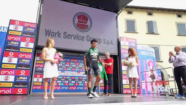 I talenti del futuro, arriva il Giro d'Italia Under 23: Santa Sofia si tinge di rosa ed è una bella festa