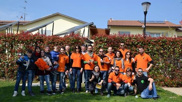 Motores Voltre: la solidarietà arriva al Villaggio Mafalda