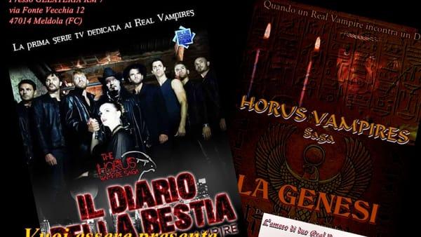 Vampiri per un giorno: arriva il casting a Meldola