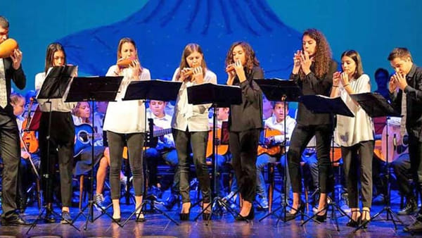 Sadurano Serenade: sul palco l'Ocarina Ensemble di Budrio