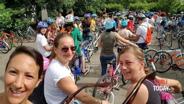 In bici alla sagra della ciliegia di Vignola con Fiab