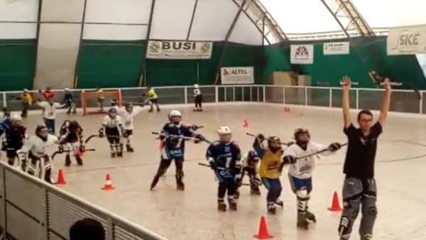 Hockey, Trofeo delle regioni al pattinodromo di via Ribolle