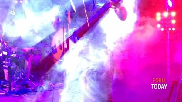 I Meteora in concerto al Pepper
