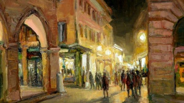 Galleria Farneti, mostra personale del pittore Angelo Ranzi