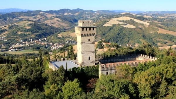 Rocca delle Caminate, nuovo weekend di visite. Ecco come prenotare