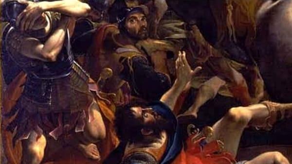 """Visita straordinaria di Pasqua alla mostra  """"L'eterno e il tempo tra Michelangelo e Caravaggio"""""""
