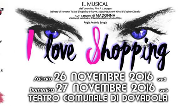 """Il teatro delle Forchette porta in scena """"I love shopping"""" con le canzoni di Madonna"""