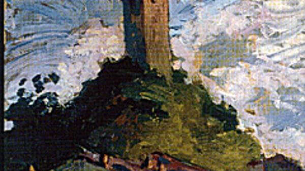 Rocche e castelli di Romagna dipinte da Giordano Severi