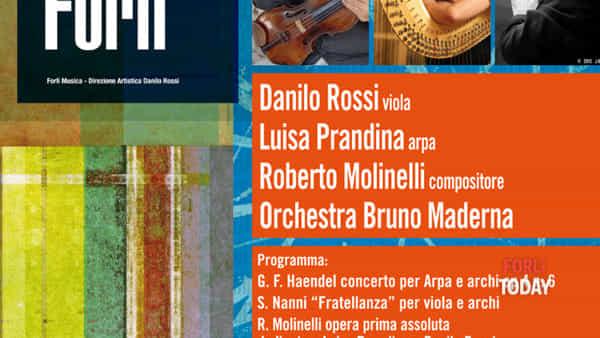 Al San Giacomo l'ultimo concerto della stagione musicale del Diego Fabbri