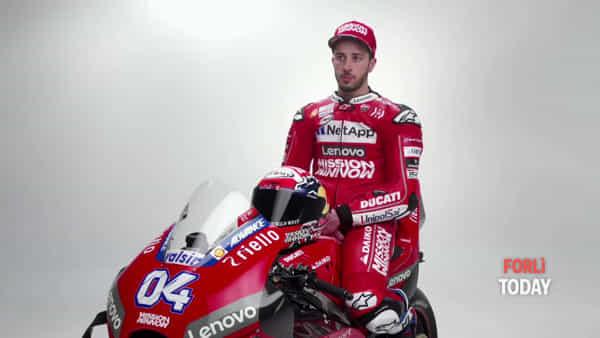 """Tanto rosso sulla nuova Ducati, Dovizioso: """"Con Petrucci sorprenderemo la squadra"""""""
