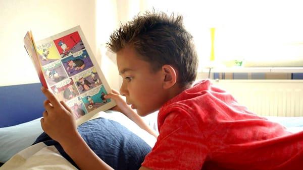 """Se voglio divertirmi leggo... fumetti. Un'iniziativa per la nona edizione del """"Maggio dei libri"""""""