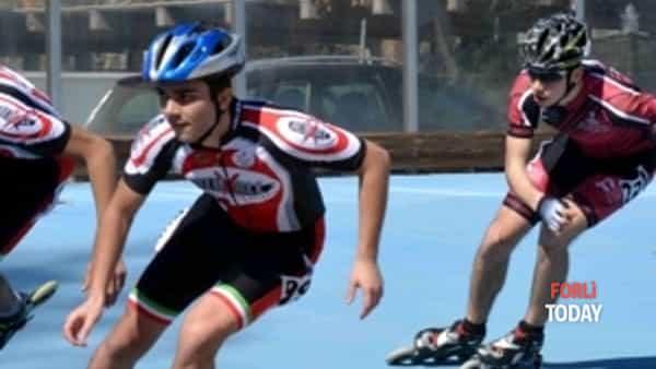 forli roller: secondo posto ai campionati regionali di pattinaggio corsa-8