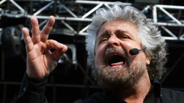 """Parte dal Teatro Fabbri il tour """"Terrapiattista"""" di Beppe Grillo"""