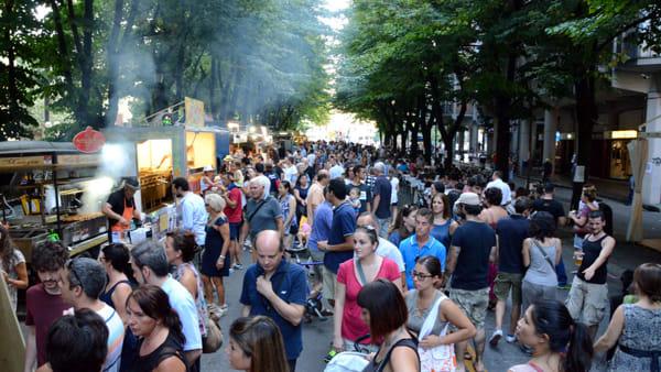 Arrivano a Forlì i camioncini dello street food, ecco In Food We Truck