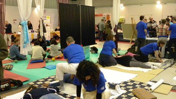 Bio cosmesi, yoga, risparmio energetico e alimentazione a Natural Expo