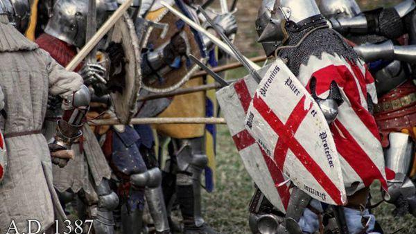 Il Medioevo rivive con A.D. 1387: la Battaglia a Terra del Sole