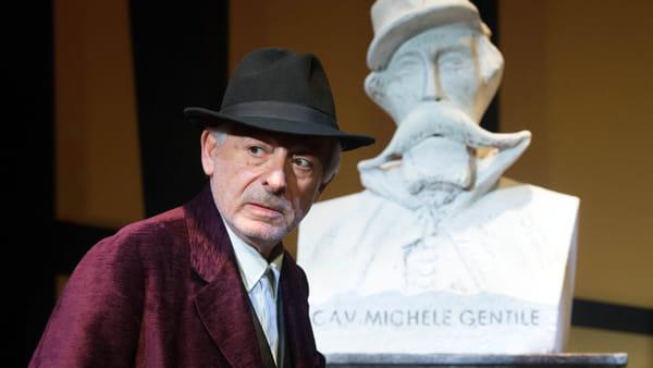 """Leo Gullotta in palcoscenico con """"Pensaci, Giacomino!"""""""