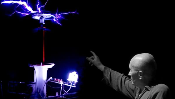 """- RINVIATO - """"Tesla Reloaded. Colorado Springs notes"""" debutta con Masque Teatro"""