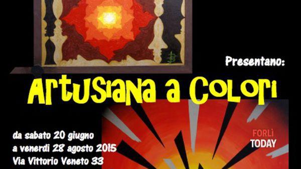 """""""Artusiana a colori"""" di Simone Bandini"""