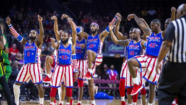 Le star del basket a Forlì: arriva l'incredibile show degli Harlem Globetrotters