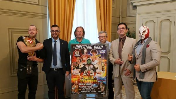 """""""La Notte dei Campioni 2"""": il grande Wrestling torna a Forlì al Palasport Villa Romiti"""