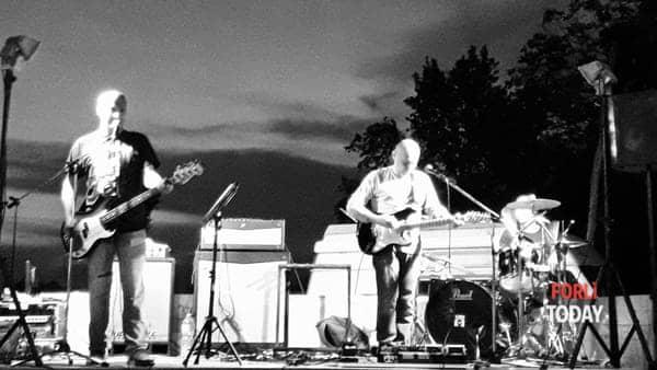 Rock italiano sul palco con i forlivesi Zic