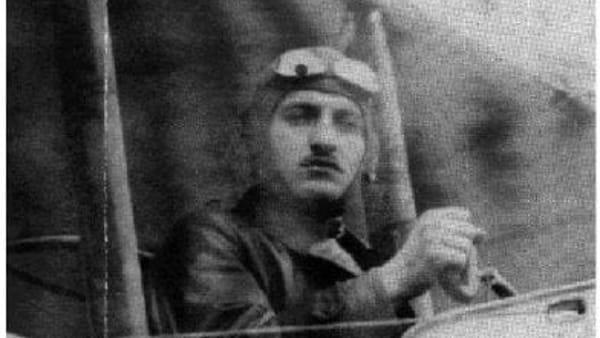 """Il centenario del valoroso aviatore: """"Luigi Ridolfi, la storia continua"""""""