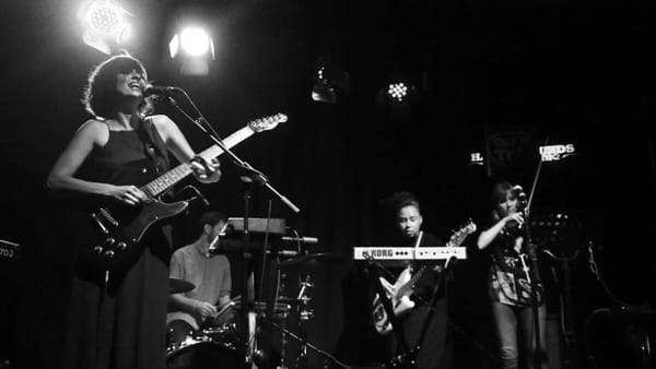 La band inglese Dorcha al Diagonal Loft Club per #lecosechesuccedono