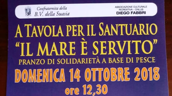 A Civitella pranzo di solidarietà a favore del Santuario