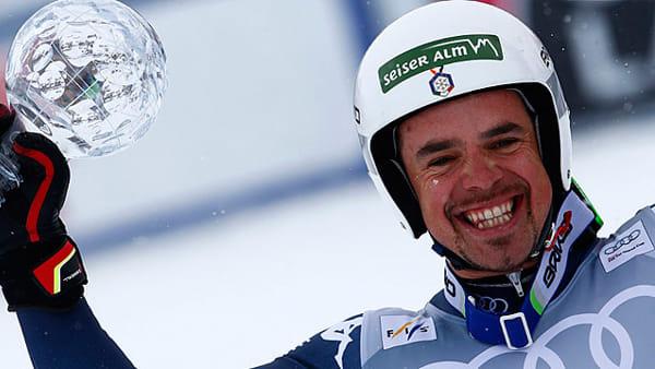 Panathlon Forlì, nel prossimo incontro lo sciatore Peter Fill