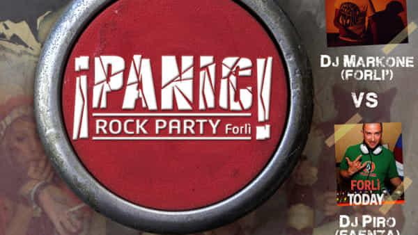 """All'Oltremodo nuovo appuntamento con il """"panic rock party"""""""