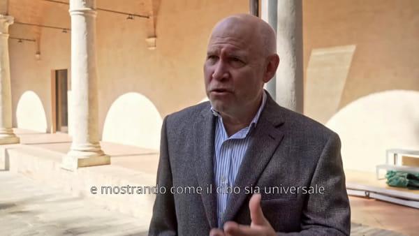 """McCurry parla degli scatti sul 'Cibo': """"E' una mostra visionaria"""""""