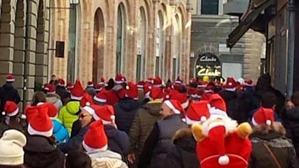 """Quarta edizione della """"Camminata di Babbo Natale"""": a Santo Stefano torna l'appuntamento con la solidarietà"""