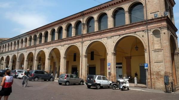 loggetta aldobrandini piazza orsini meldola-2