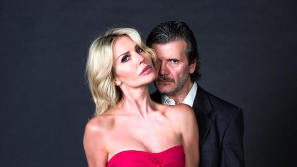 """Nathalie Caldonazzo e Francesco Branchetti in scena con """"Parlami d'amore"""""""