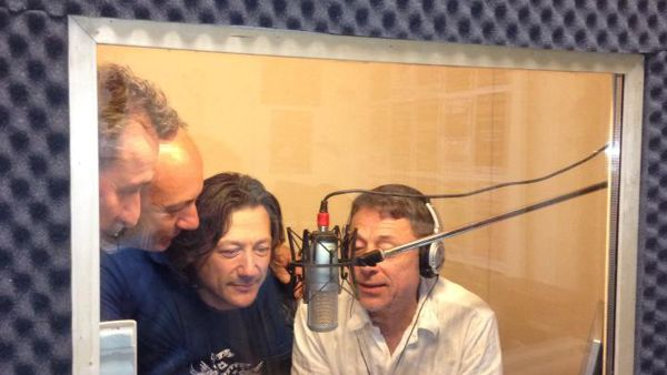I Soul brother alle prove in radio