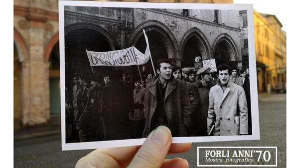 Prorogata la mostra fotografica sulla Forlì degli anni '70