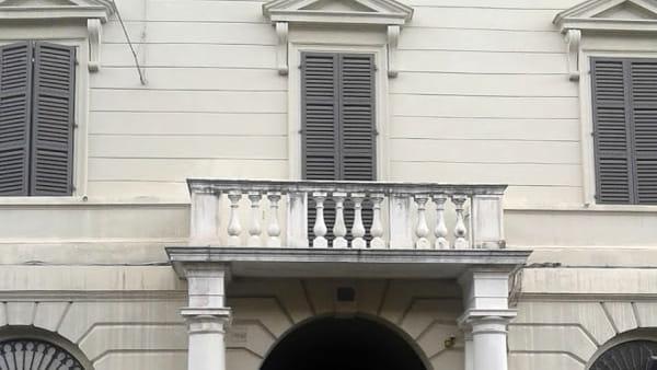 Garibaldi al balcone